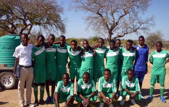 Sokisi High School soccer team