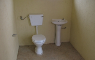 Refurbished toilet facilities completed at Mathebela High School