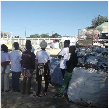 Recycle plant visit
