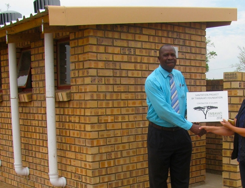 Dlumana High School Kitchen and Toilet Project
