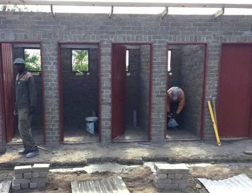 Ndabeni Primary School Toilet Project